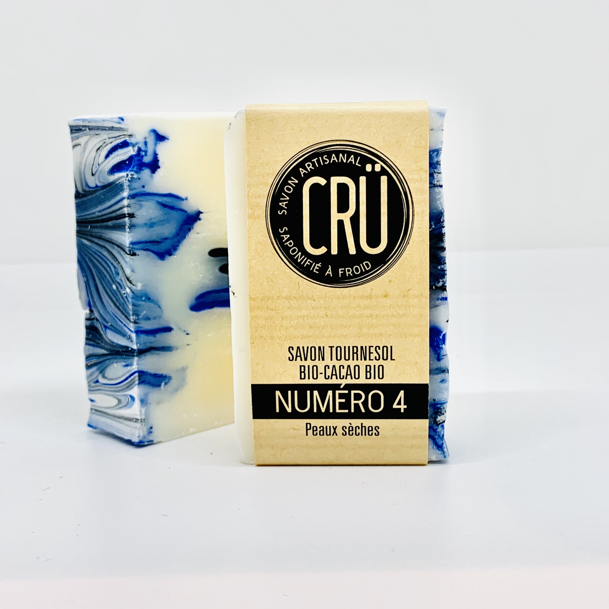 savon artisanal bio CRU n°4