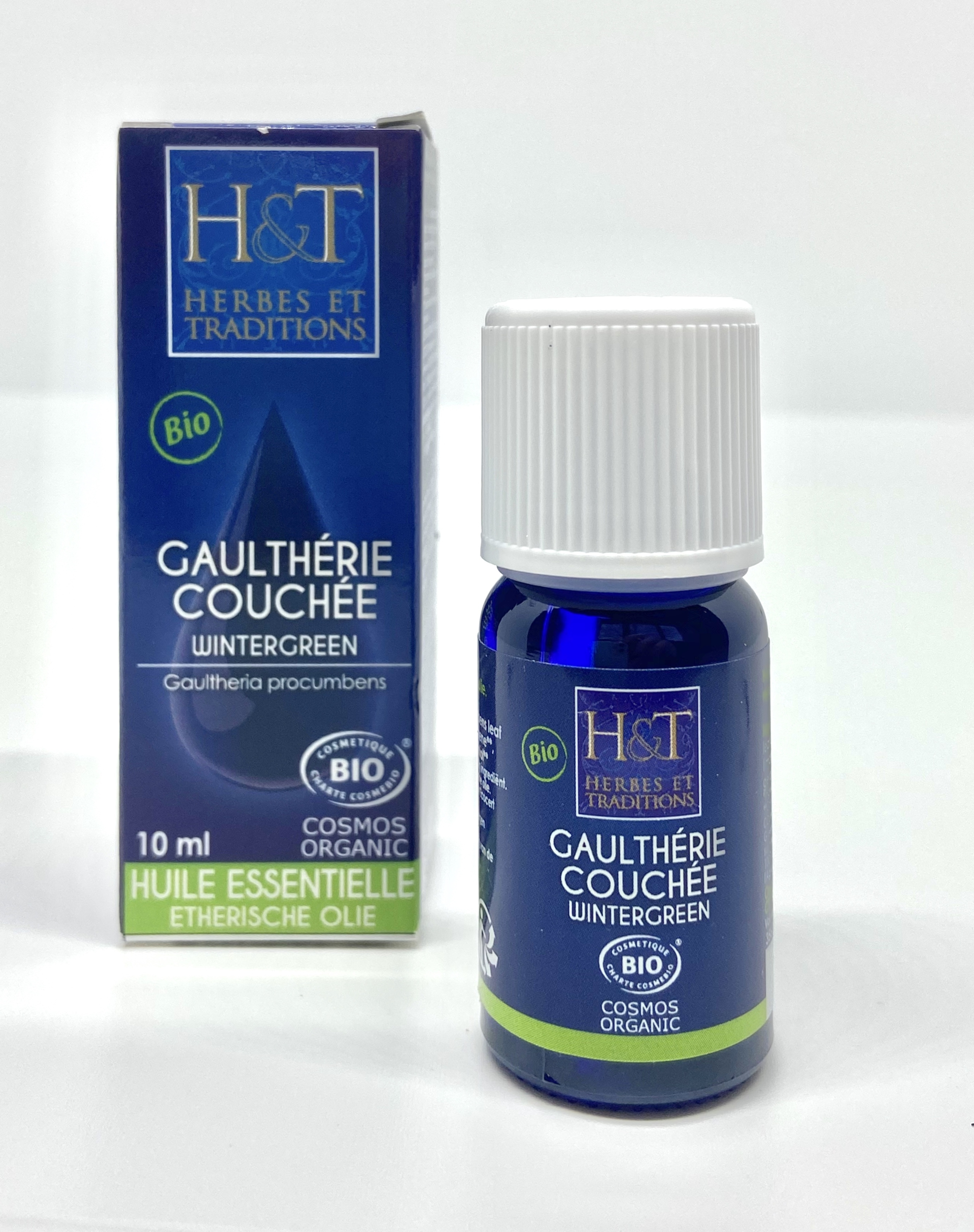 Huile essentielle GAULTHERIE bio