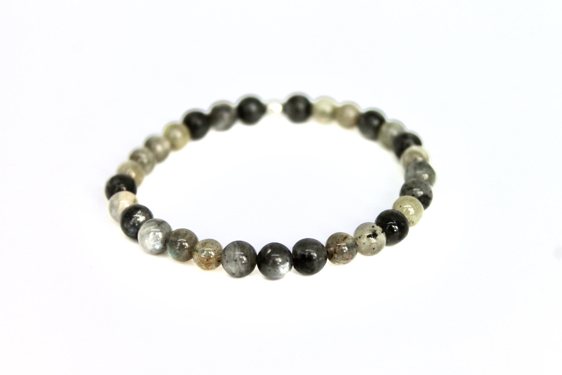 bracelet énergétique labradorite