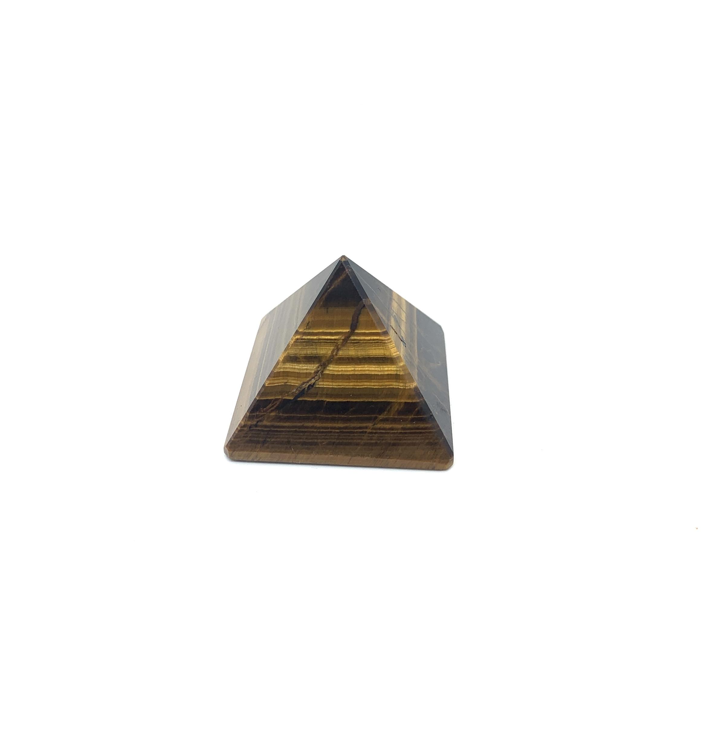 Pyramide oeil du tigre
