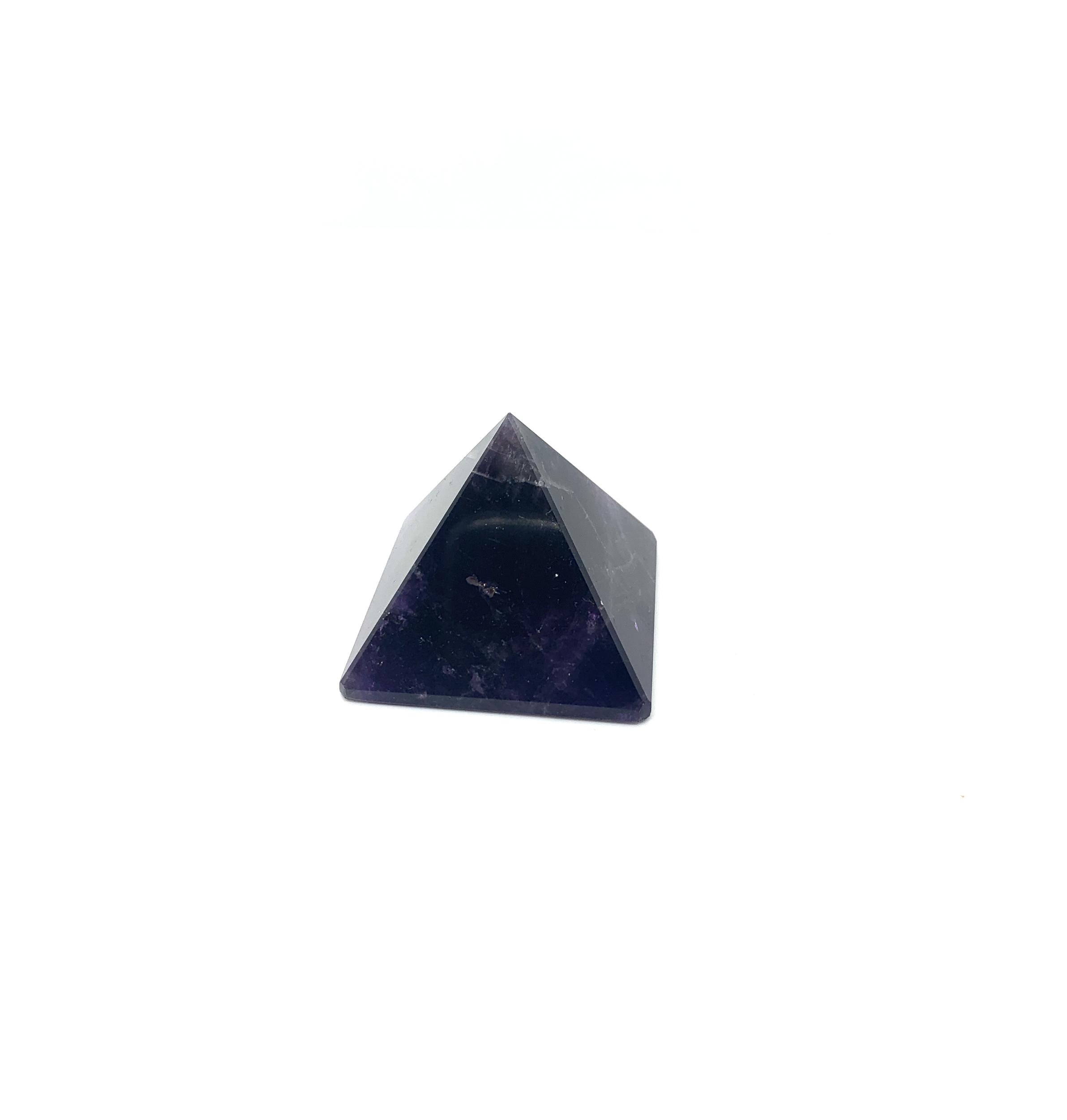pyramide améthyste