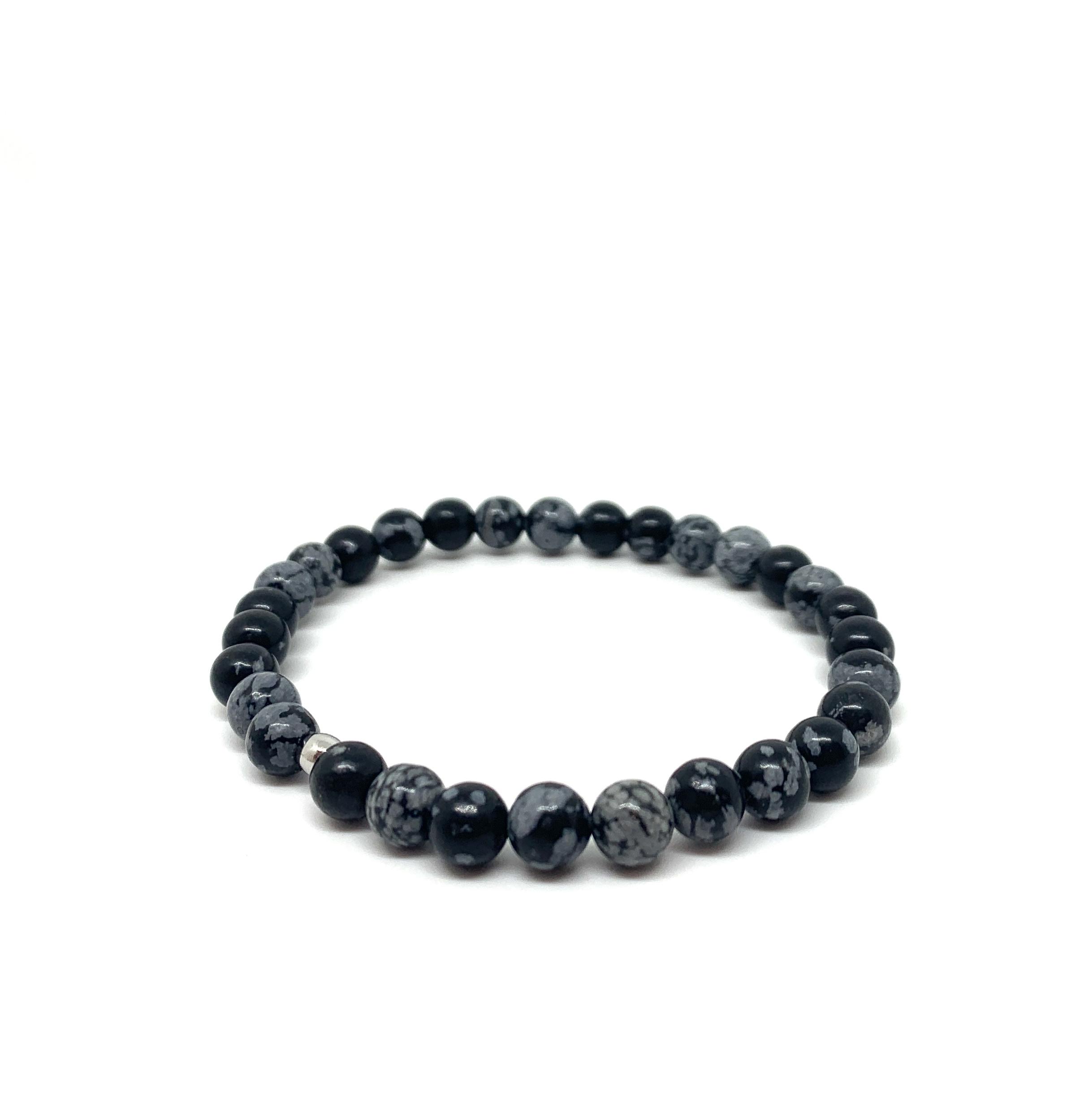Bracelet équilibre yin yang