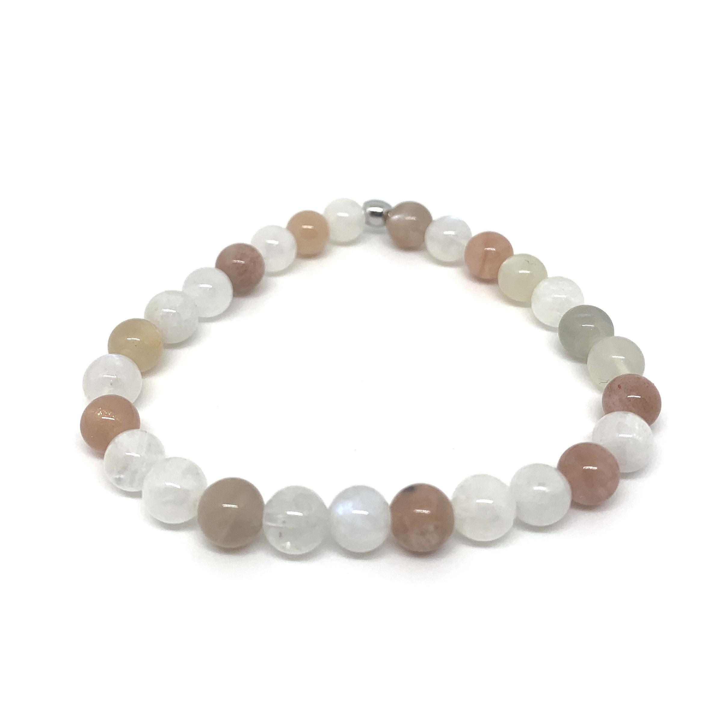 Bracelet douceur du yin