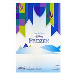 carte joyeux anniversaire La Reine des Neiges Disney F