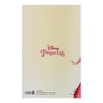 Carte personnalisable en menu - Thème anniversaire Princesse Disney Aurore