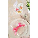 décoration de la table 2