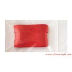 Rubans de satin couleur rouge Réf. 150