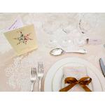 Carte de menu nouvel an saint sylvestre 195 D