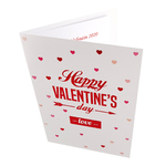 Carte Saint Valentin 205 A