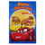 carte personnalisable en menu - Thème anniversaire Cars Disney avec Flash McQueen, Cruz Dinoco et Doc Hudson