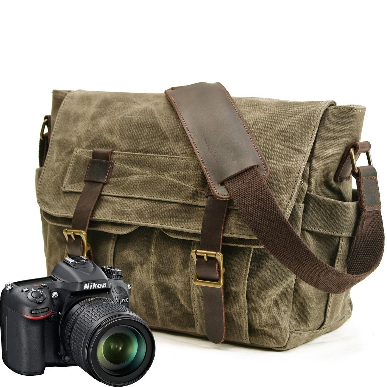 Sac appareil photo numérique sac bandoulière appareil photo masse Nikon Canon