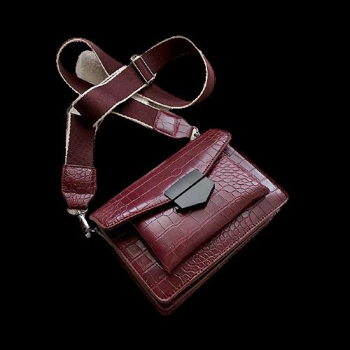 Mini sacs à main femmes mode ultra feu rétro