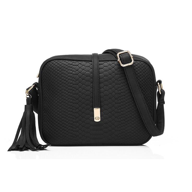 Petit sac à bandoulière pour femme - Sacs à main rétro en cuir