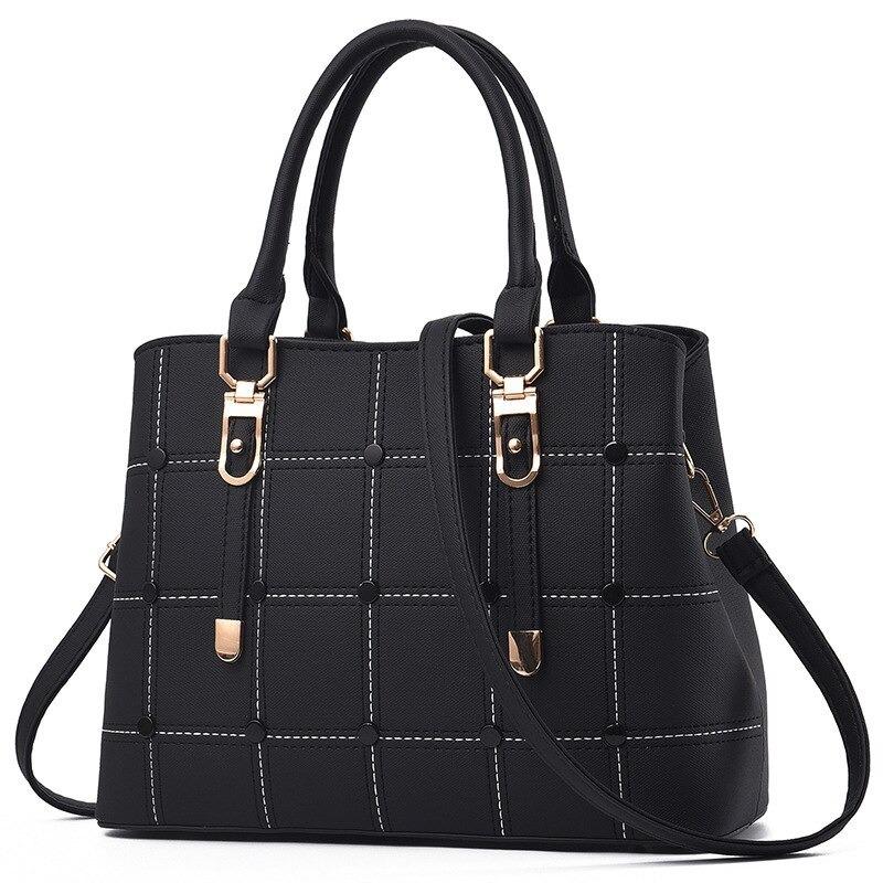 Le sac à main et à épaule en cuir PU: l\'accessoire de mode idéal pour les femmes
