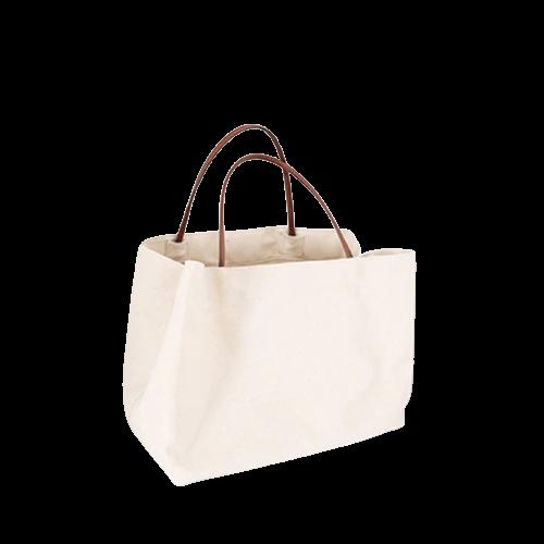 Sac à main fourre-tout en toile pour femmes, fourre-tout de Shopping quotidien réutilisable écologique