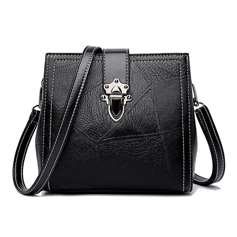 Sac à main sceau en cuir pour femme, sac à bandoulière élégant, Vintage, nouvelle collection