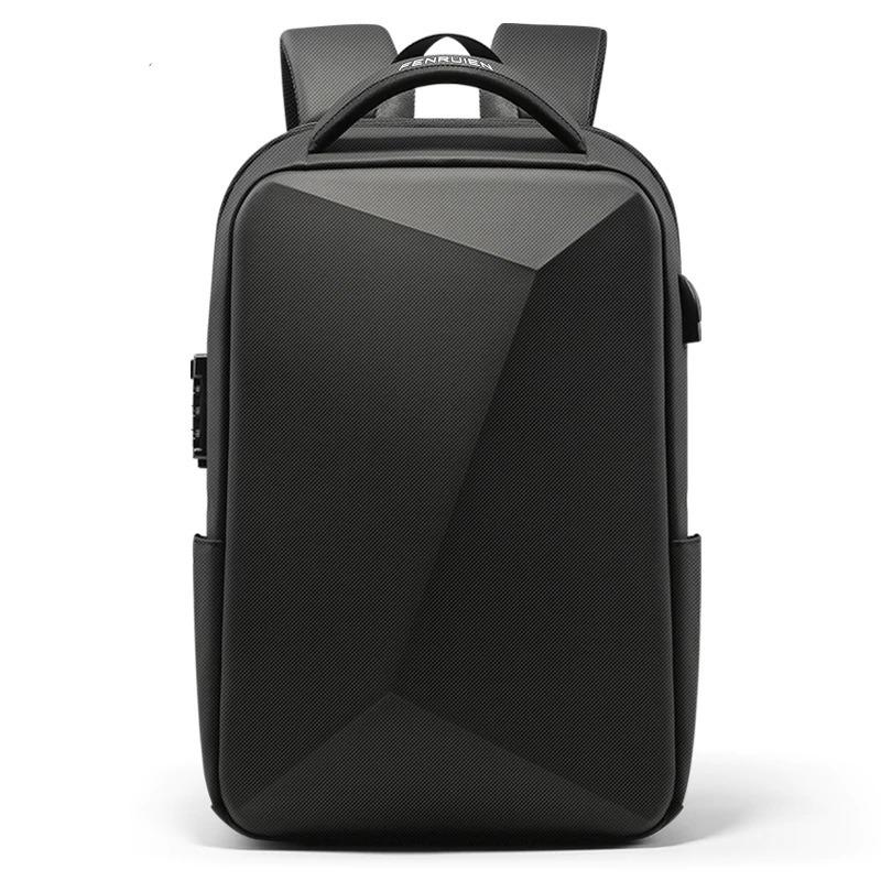 Sac à dos pour ordinateur portable pour homme, antivol et étanche, idéal pour les voyages