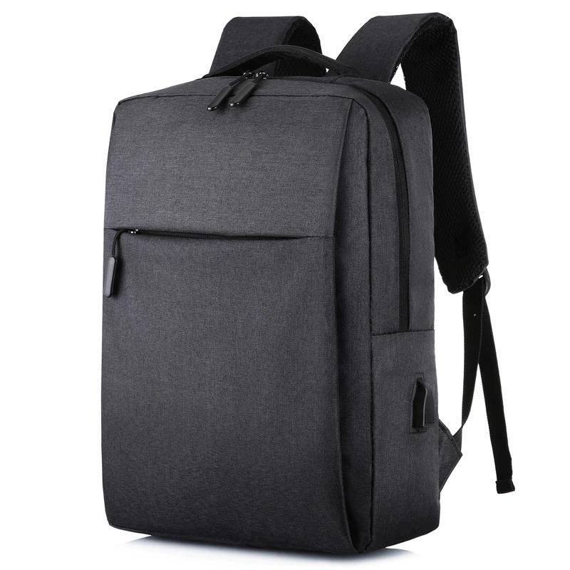Nouveau sac ordinateur portable 15.6 pouces avec port Usb et Anti-vol - Sac à dos voyage