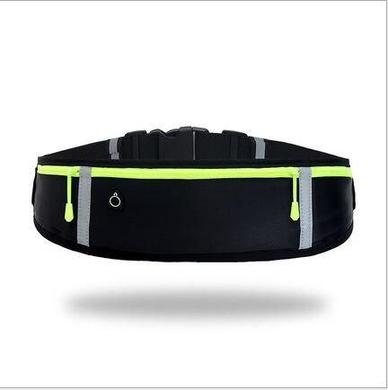 Sac de course pour le sport - Sac de ceinture imperméable randonnée ultra-mince