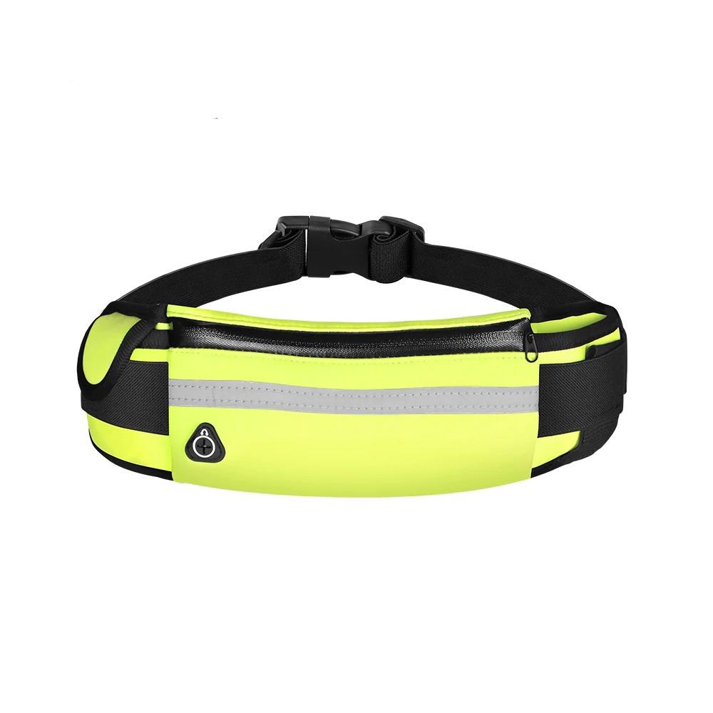 Sac de sports à porter à la ceinture pour femmes - Sac banane fin et étanche