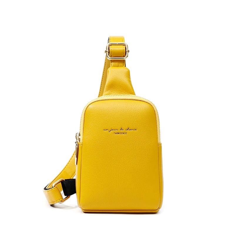 Nouveau sac banane pour femme - Sac de ceinture banane Hip Hop