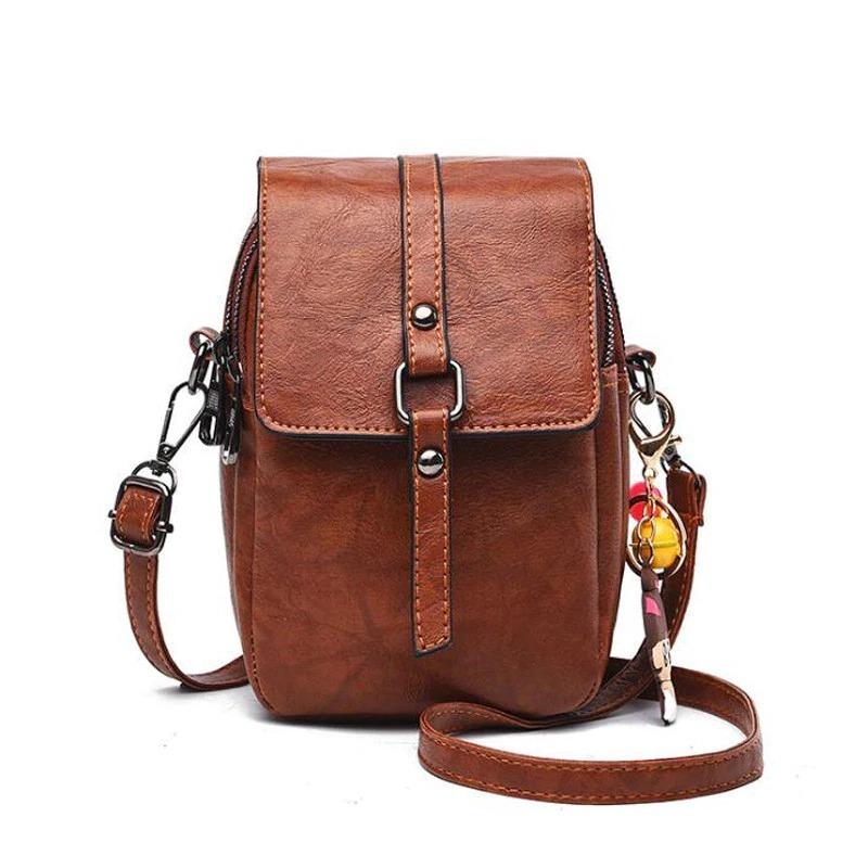 Petit sac à bandoulière pour femme - Pochette pour téléphone, Mini sac pour filles