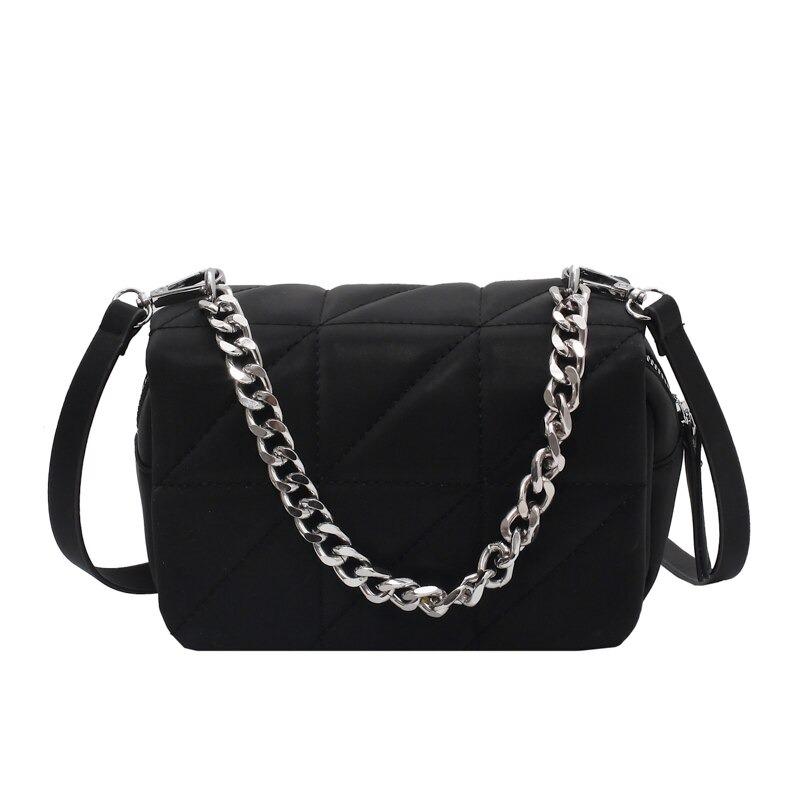 Sac à main de luxe pour femme, Mini sacoche à bandoulière en Nylon