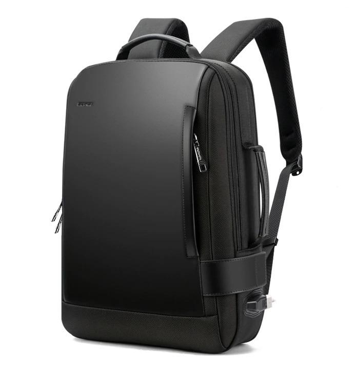 Sac à dos USB Charge externe 15.6 pouces - Sac à dos pour ordinateur portable épaules hommes Anti-vol