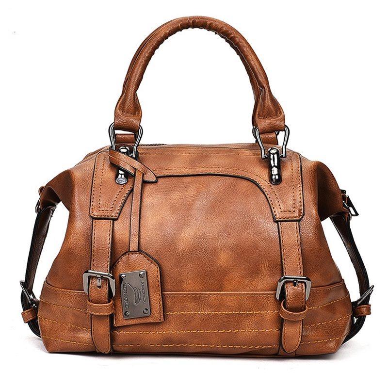sacs a main en cuir souple vintage pour main 0