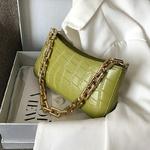 Sac-main-en-simili-cuir-avec-anses-en-chaine-motif-de-pierre-pour-femme-pochette-bandouli