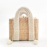 Pearls Khaki_sac-a-main-tisse-avec-perles-pour-femmes_variants-0
