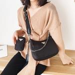 Femmes-sac-bandouli-re-casual-sacs-main-de-luxe-femmes-sacs-concepteur-avec-Mini-poche-marque