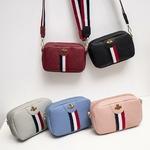 Femme-d-contract-Rectangle-forme-Mini-Portable-sac-bandouli-re-simple-en-cuir-PU-t-l