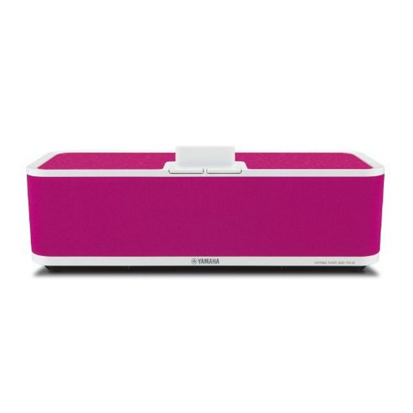 Station d'acceuil iPod YAMAHA PDX 50 30W Rose