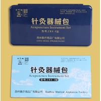 Set d'acupuncture aiguille Hua Tuo non jetable et stérilisable format ZBX-3