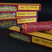 Encens Tibétain du potala fait main avec herbes médicinales