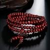 Naturel-de-bois-de-Santal-Bouddhiste-Bouddha-Pri-re-Bracelets-Pri-re-Perle-Mala-108-Perl