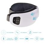 Masseur oculaire sans fil rechargeable avec chauffage et musiques 2