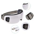 Masseur oculaire sans fil rechargeable avec chauffage et musiques 1