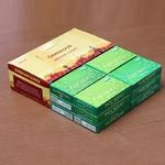 Cônes D'encens au patchouli d'Inde fait main.3