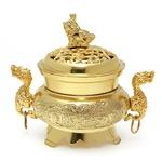 1-pc-Design-Vintage-De-Style-Tib-tain-Mini-Alliage-Bronze-Br-leur-D-encens-En