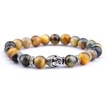 Mode-AAA-Bleu-Royal-perles-de-bracelet-de-Bouddha-En-Pierre-Naturelle-Oeil-de-Tigre-Hommes