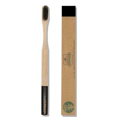 Brosse à dents en bambou - noir