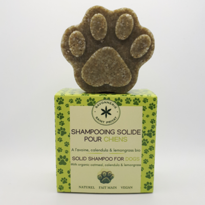 Shampooing Solide pour Chiens