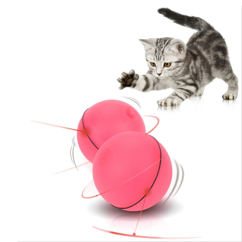Chat-Chien-LED-Laser-Rouge-Lumi-re-lectronique-Rolling-Ball-Parfait-Jouet-Garder-Votre-Animal-Chat