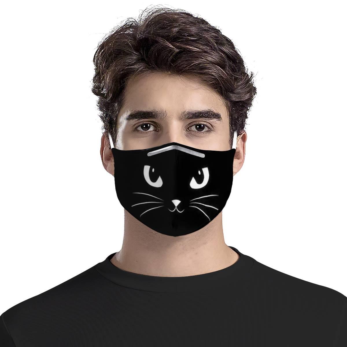 masque chat noir 3