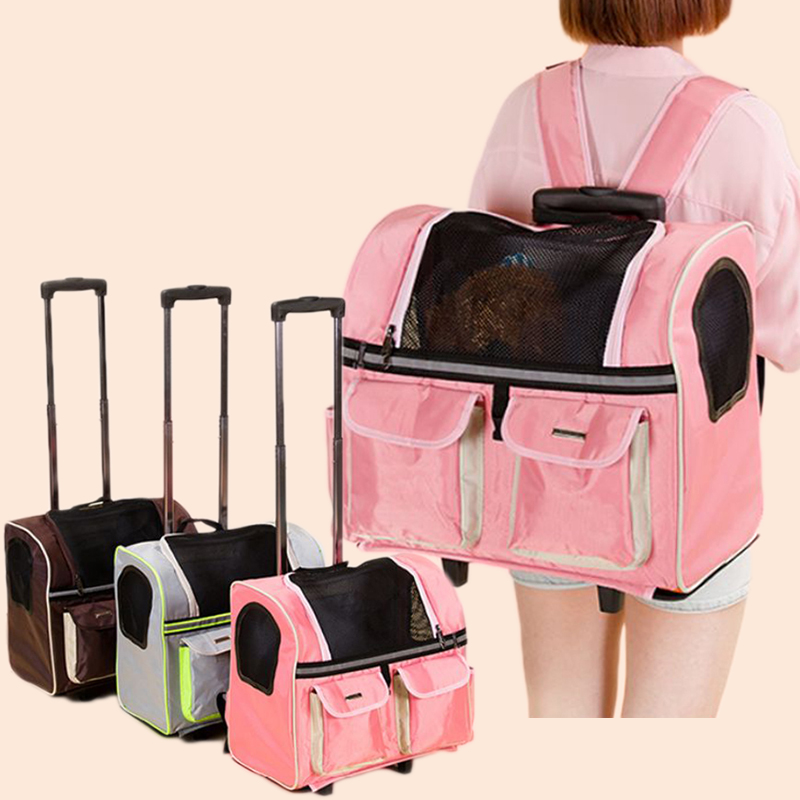 Chien-Transporteur-Chien-Chat-Chariot-Transporteur-Respirant-Pet-Totoro-Chinchilla-Sac-Dos-Pet-Chien-Sac-Portable