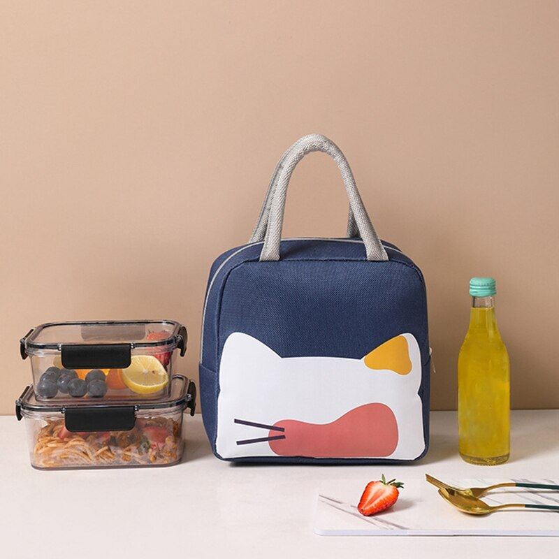 Lunch box Chat design