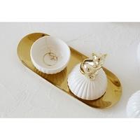 Plateau-de-rangement-en-c-ramique-de-marbre-dor-de-luxe-bijoux-cosm-tiques-parfum-Dessert