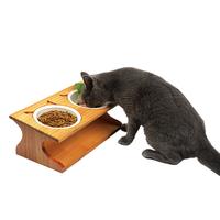Serviteur repas pour votre Chat élégant